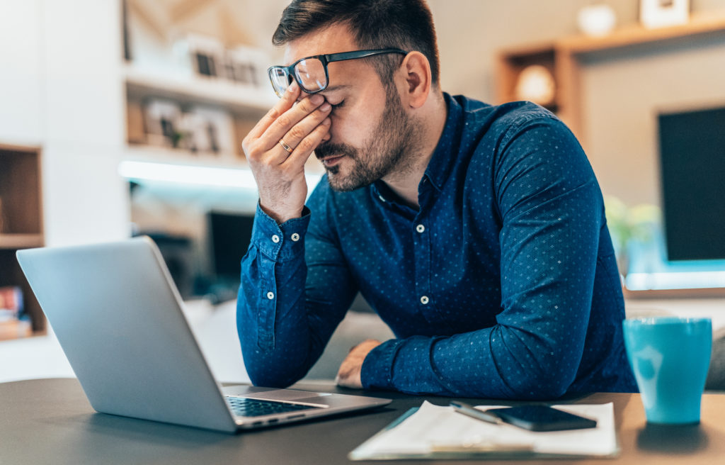 migraine au travail