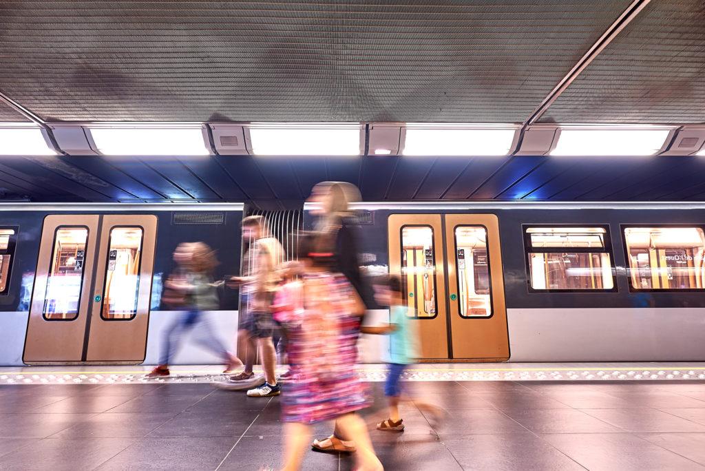 Brusselaars willen uitgebreider metronet