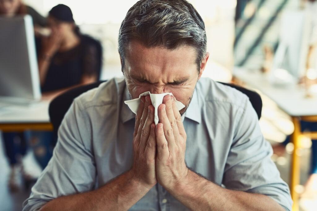 Werknemers bereid ziek te werken